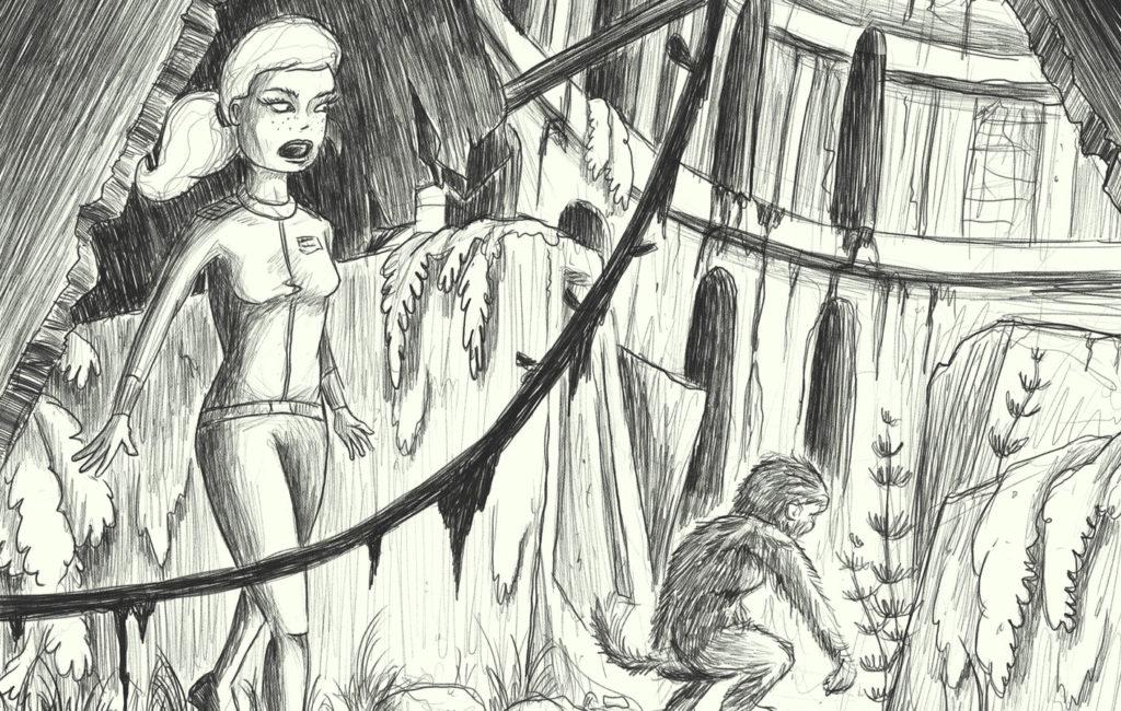 White, Robert Rittermann (Comic, 2017)